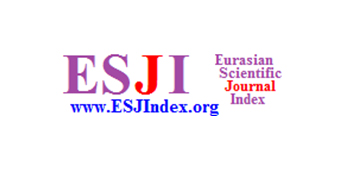 Eurasian Scientific Journal Index ile ilgili görsel sonucu